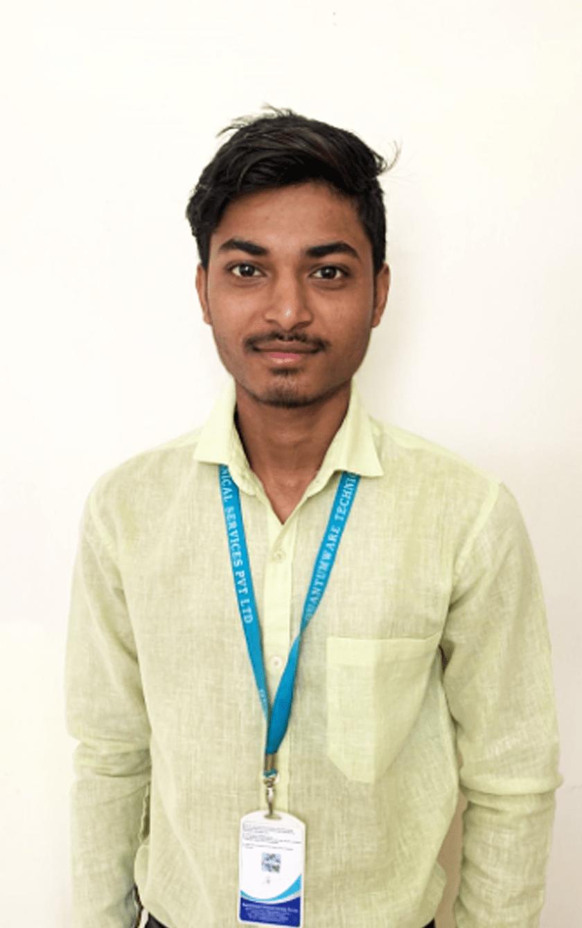 Ritik Kumar Mahakul